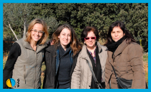 Equipo Chicas GSP