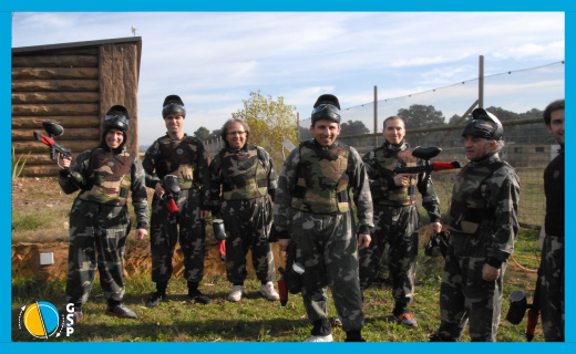 Paintball GSP