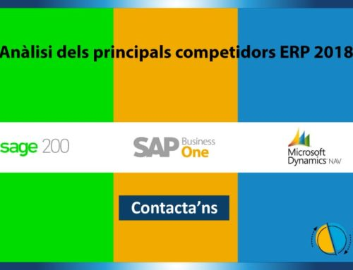 ERP rentable, SAP Business One la millor opció per l'empresa
