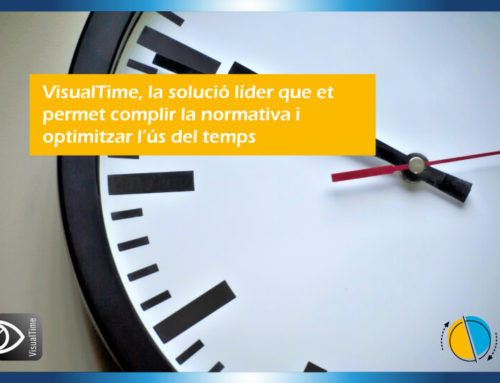 SAP Business One i VisualTime t'ajuda a complir la normativa