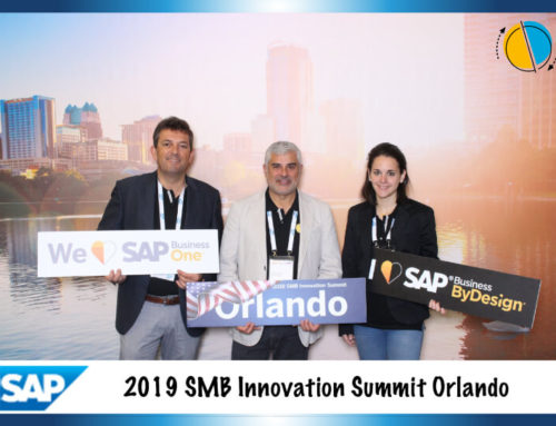 Summit SAP Orlando, GSP particia en el SMB Innovation Summit