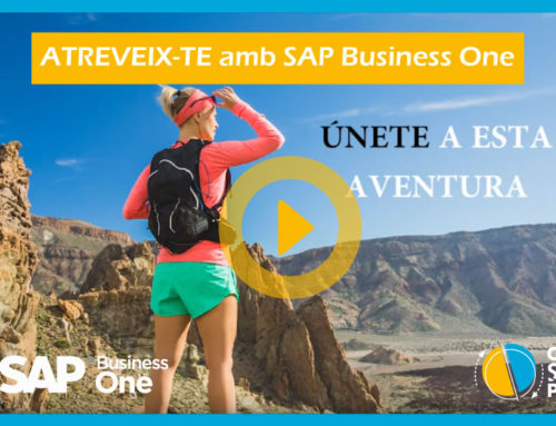 ATREVEIX-TE AMB SAP Business One