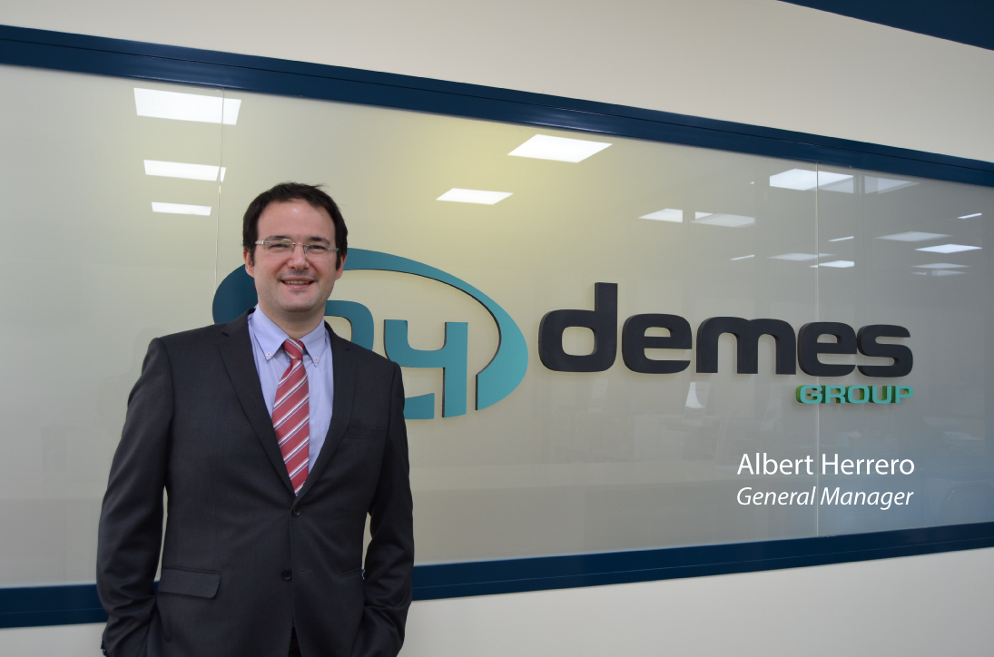 Albert Herrero, Gerente de By Demes Group